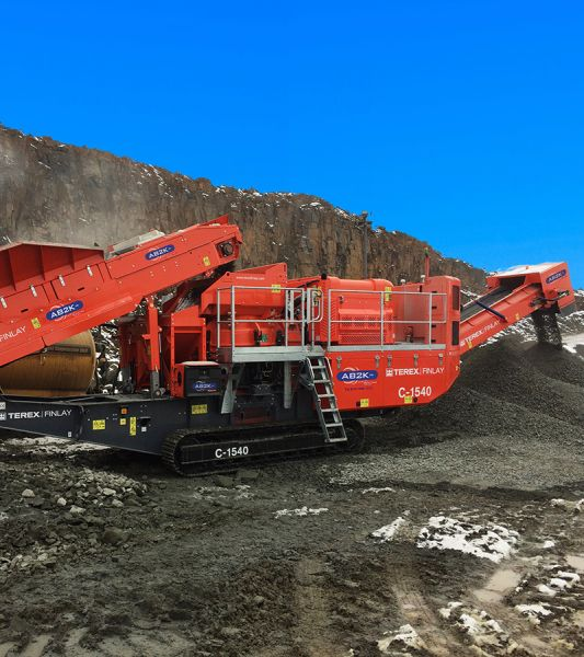 Crushing Plant Hire