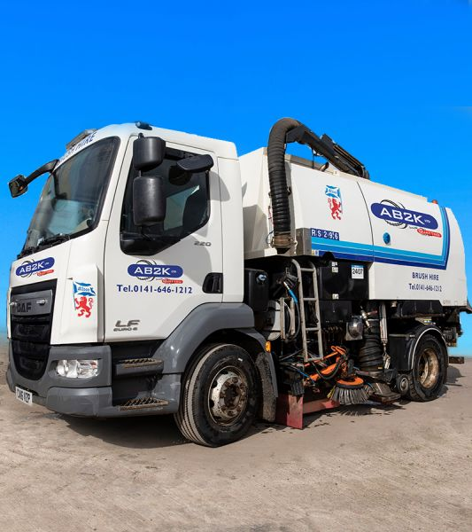 Sweepers Plant Hire